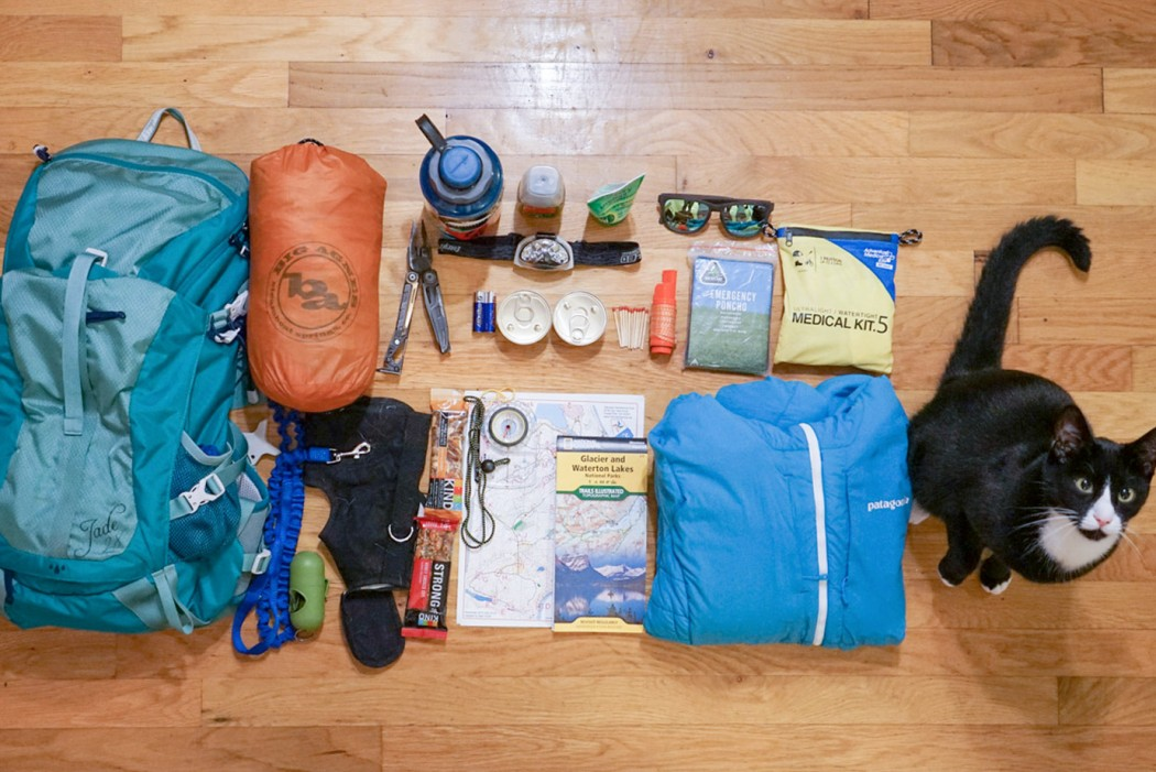 Pack Necessities before going